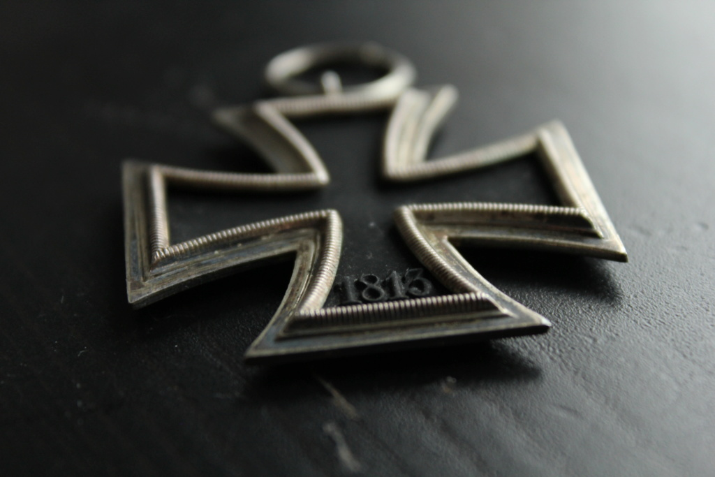 Authentification Croix de Fer 2nde classe (demandé en vente) Img_8025