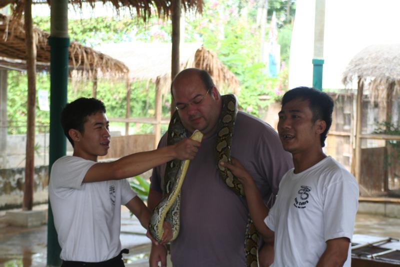 Alentour de Chiang Maï : Mai Siam Resort Img_6710