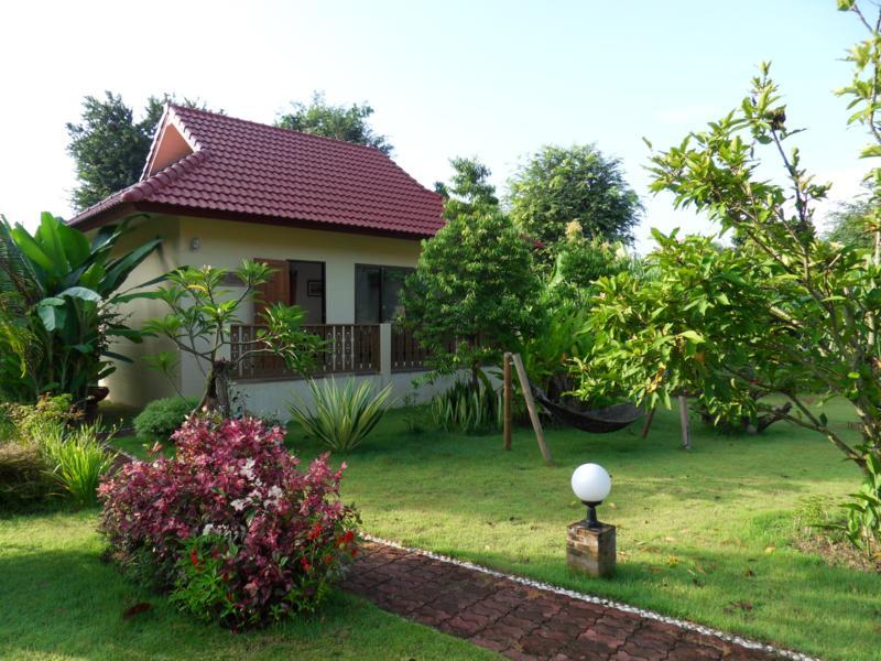 Alentour de Chiang Maï : Mai Siam Resort Sdc10010