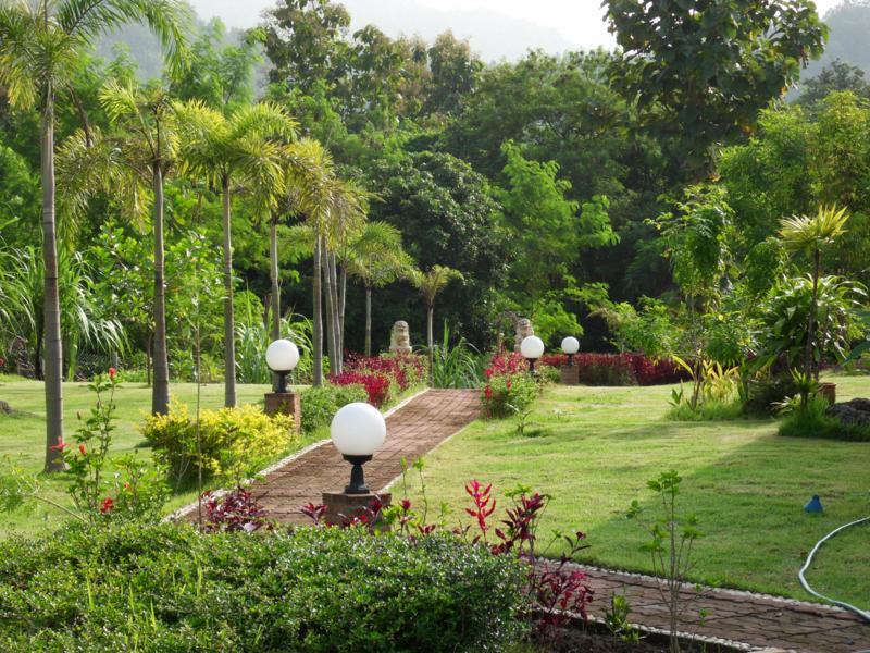 Alentour de Chiang Maï : Mai Siam Resort Sdc10012