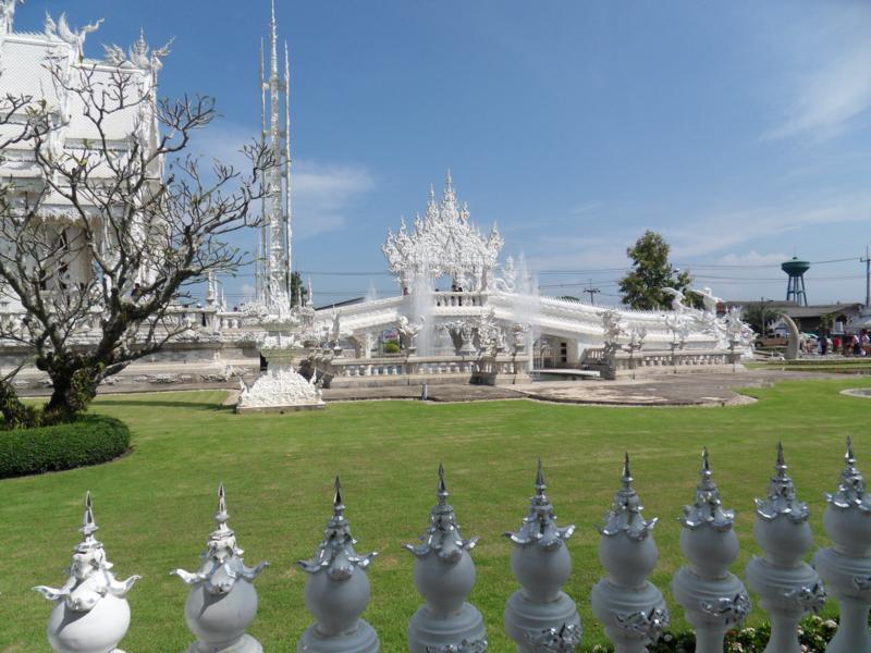 Alentour de Chiang Maï : Mai Siam Resort Sdc10018