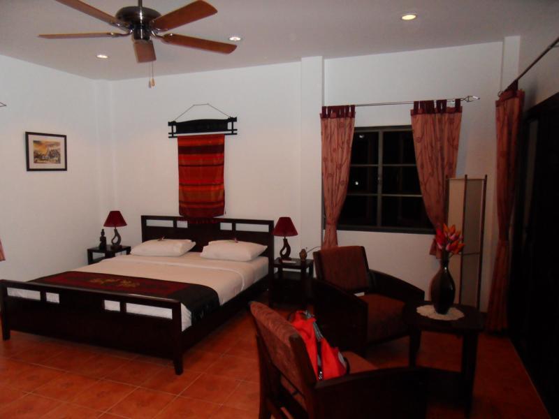 Alentour de Chiang Maï : Mai Siam Resort Sdc10210