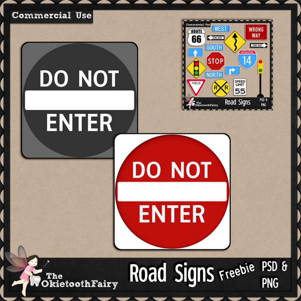 Road Sign Template Totf_r12