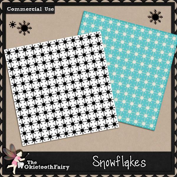 Snowflake Overlay Totf_s11