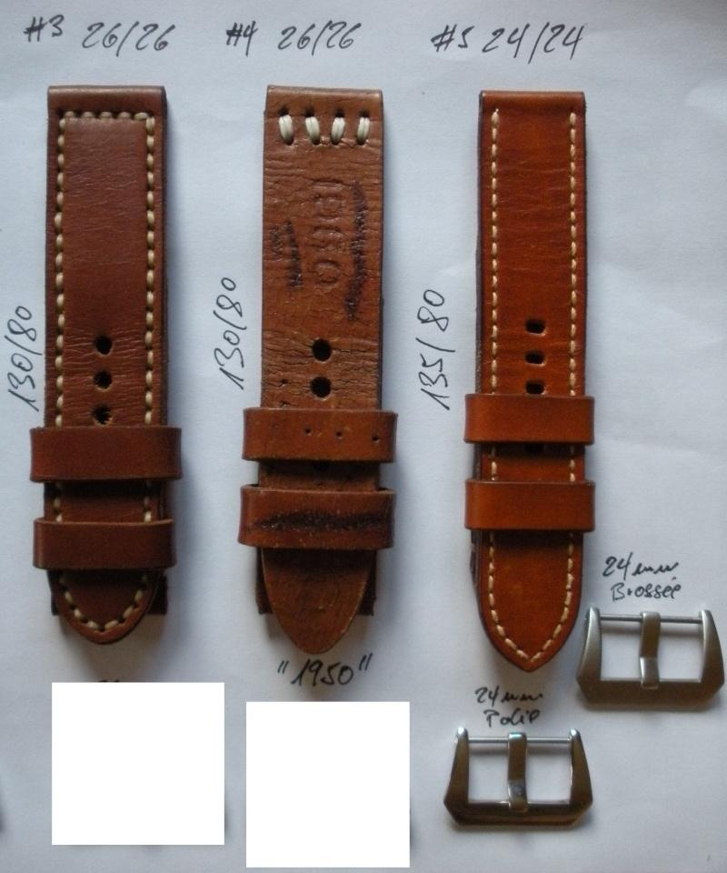 [VENDS] Bracelets cuir pour Panerai Straps17