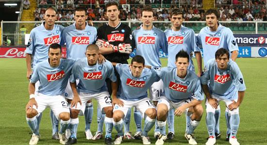 Tifosi Del Calcio Napoli
