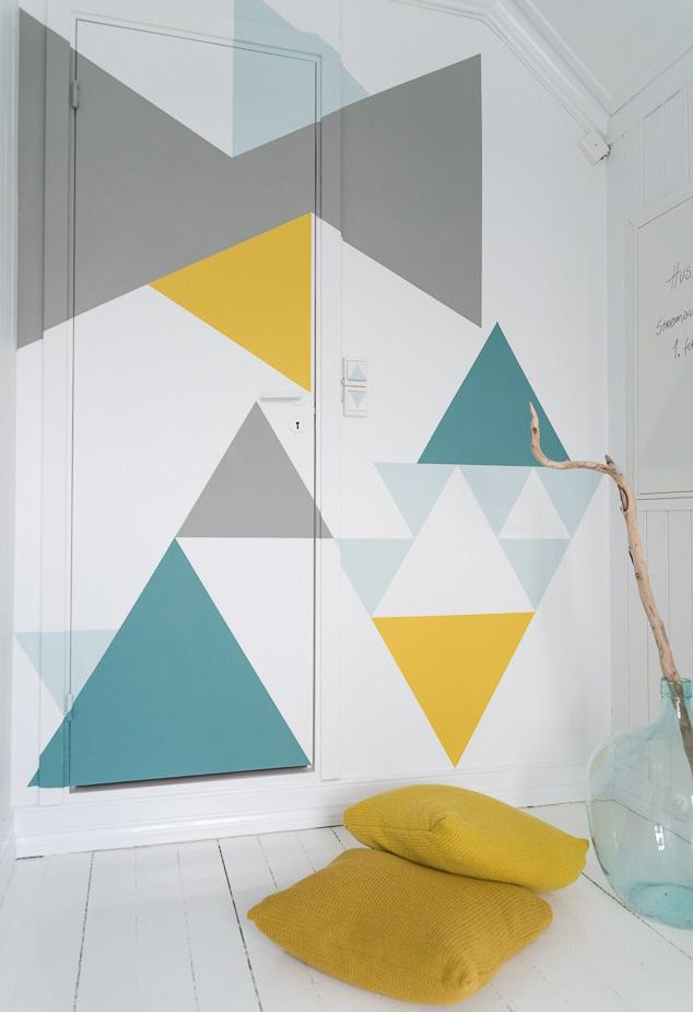 Comment décorer un couloir de placards intégrés Geomet10
