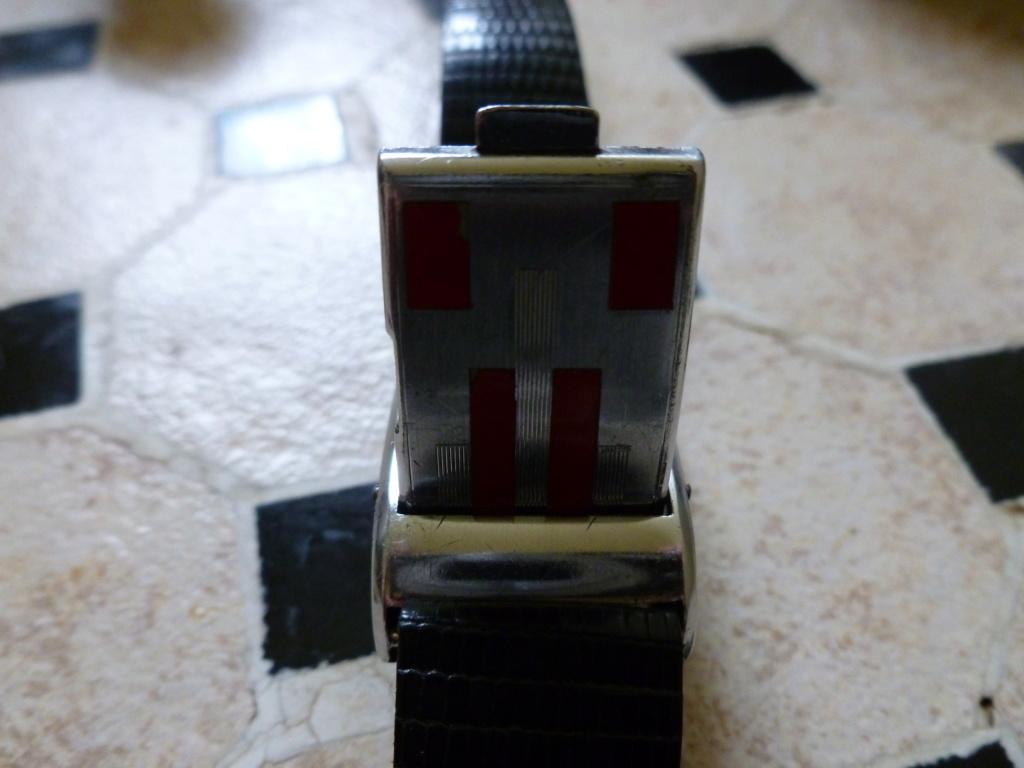 Lov montre, modèle rare, originale, insolite et brevetée. Bourse10