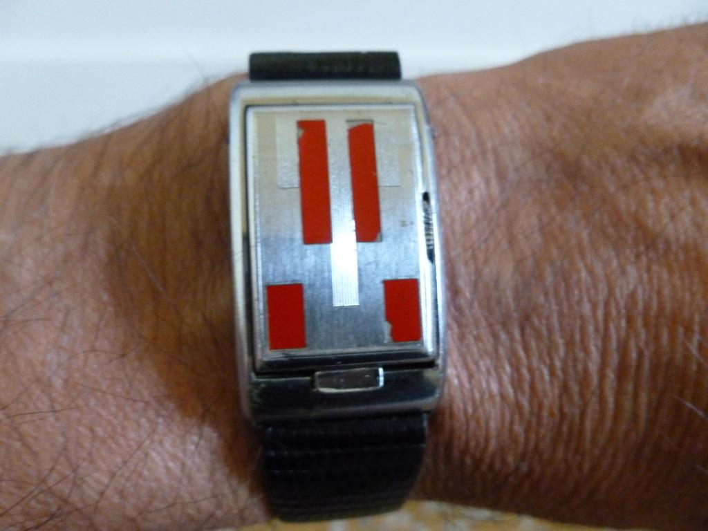 Lov montre, modèle rare, originale, insolite et brevetée. Bourse12