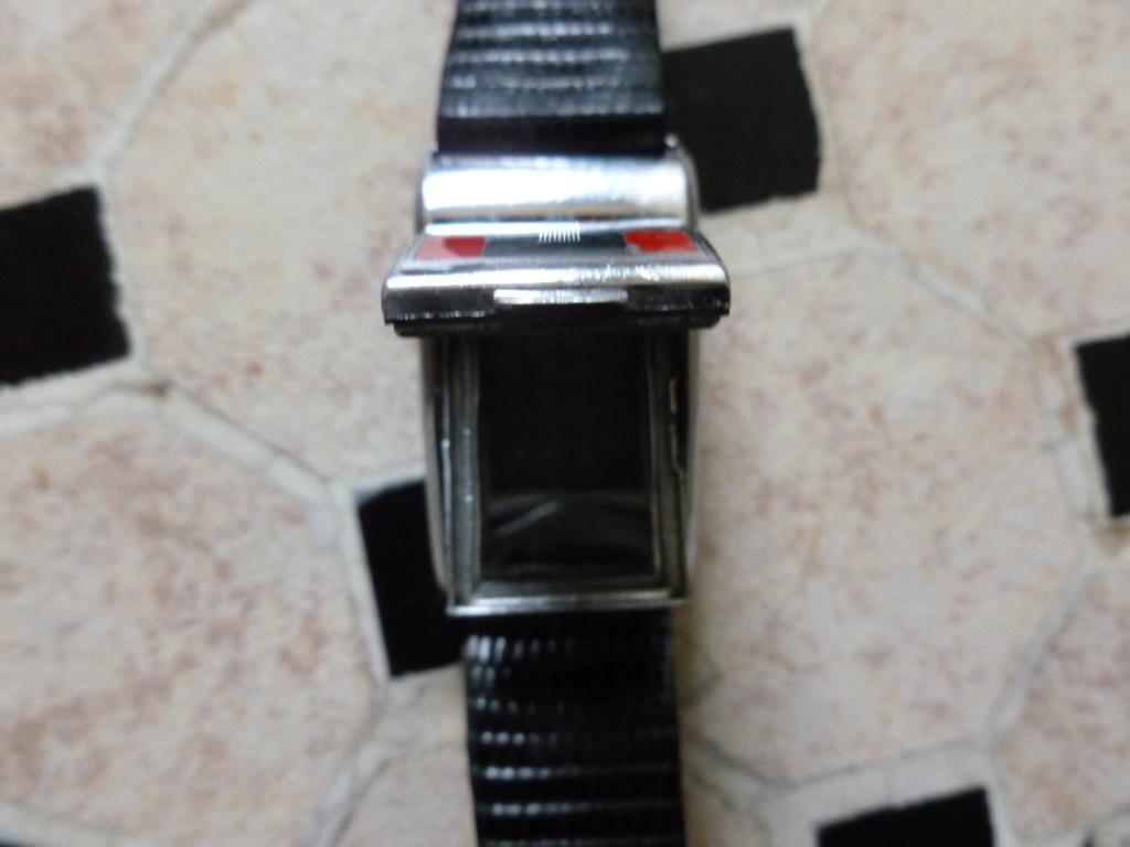 Lov montre, modèle rare, originale, insolite et brevetée. Bourse15