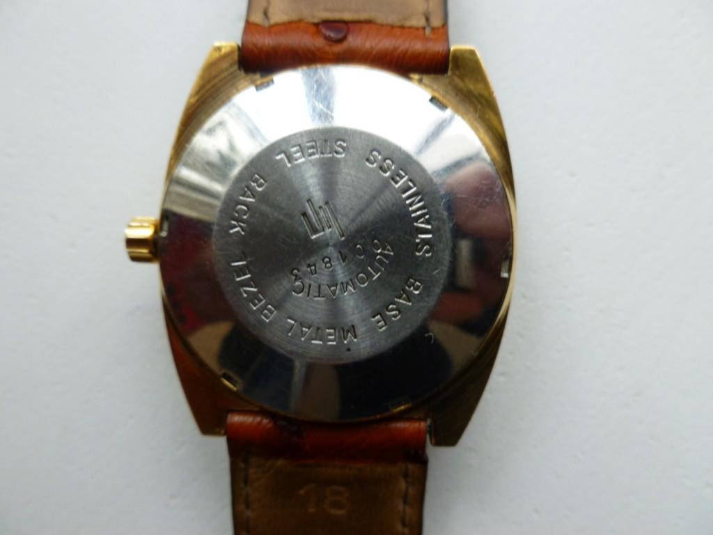 Présentation Lip à remontage automatique, mouvement utilisé également par des grandes marques de l'horlogerie Suisse Echang22