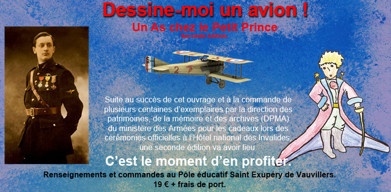 Dessine-moi (encore) un avion ! Annonc11