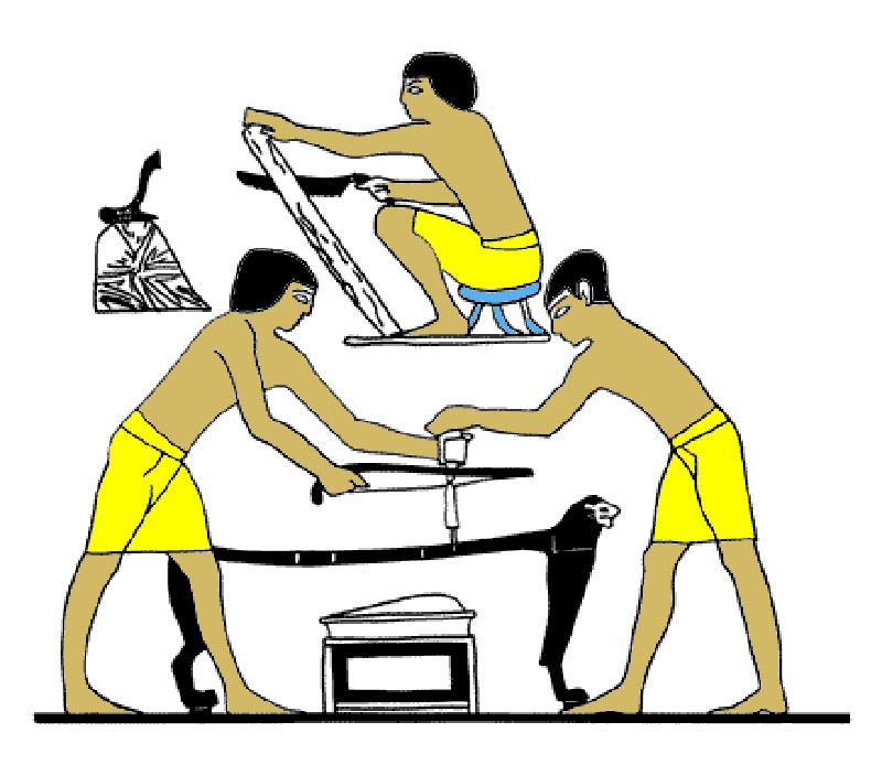 Barque pharaonique - 1/72 - Scratch et impression 3d - Page 2 Life3510