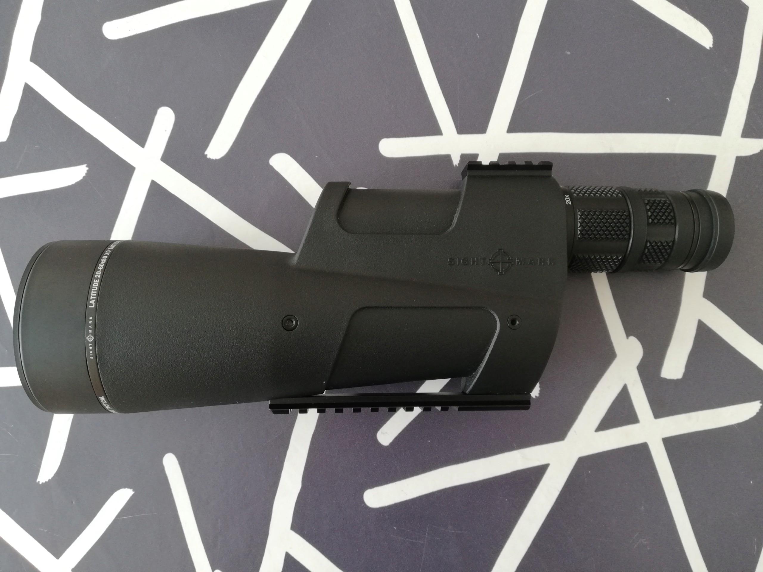Essai d'un spotting scope avec réticule intégré. - Page 2 Sightm11
