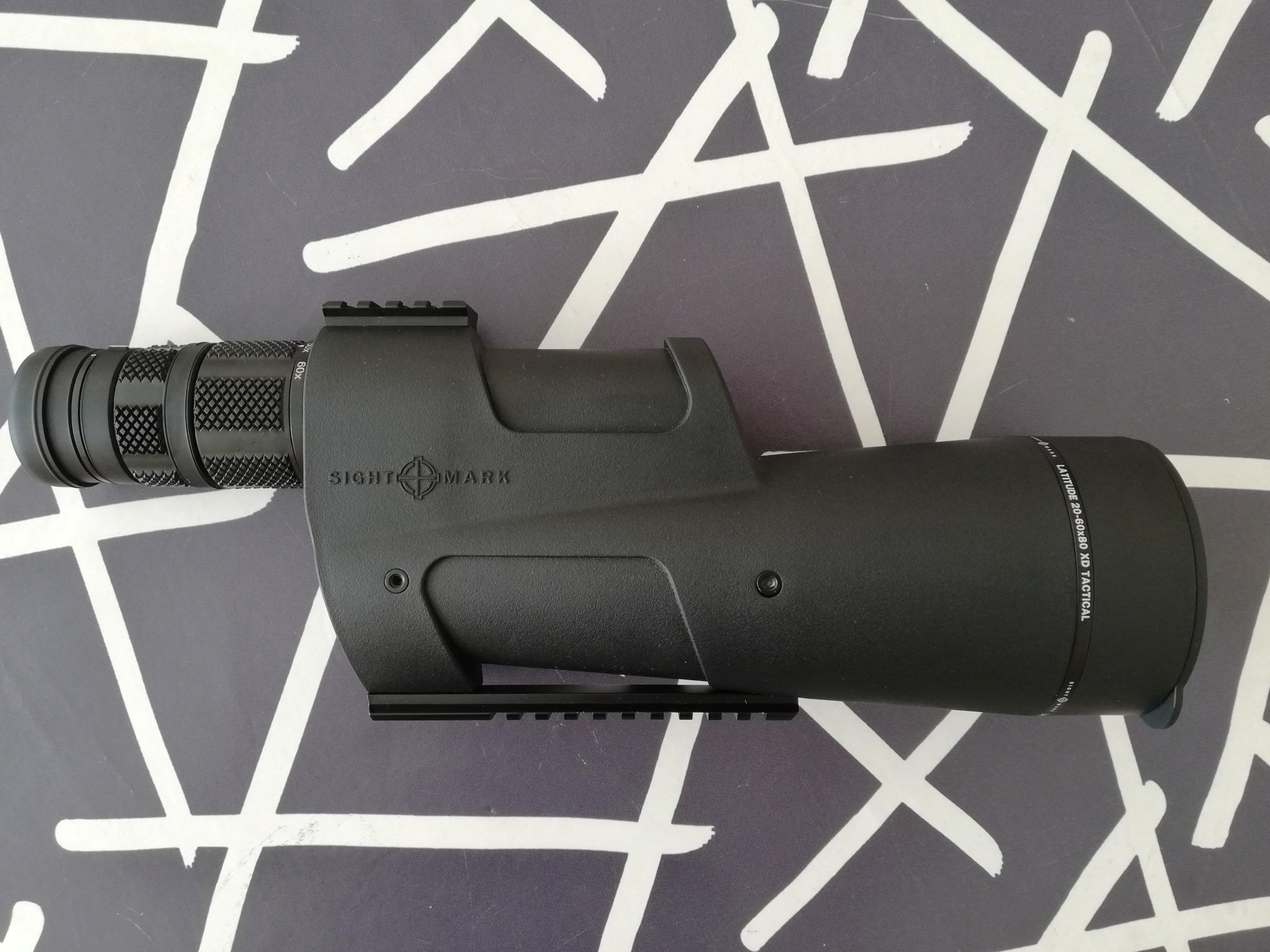 Essai d'un spotting scope avec réticule intégré. - Page 2 Sightm12