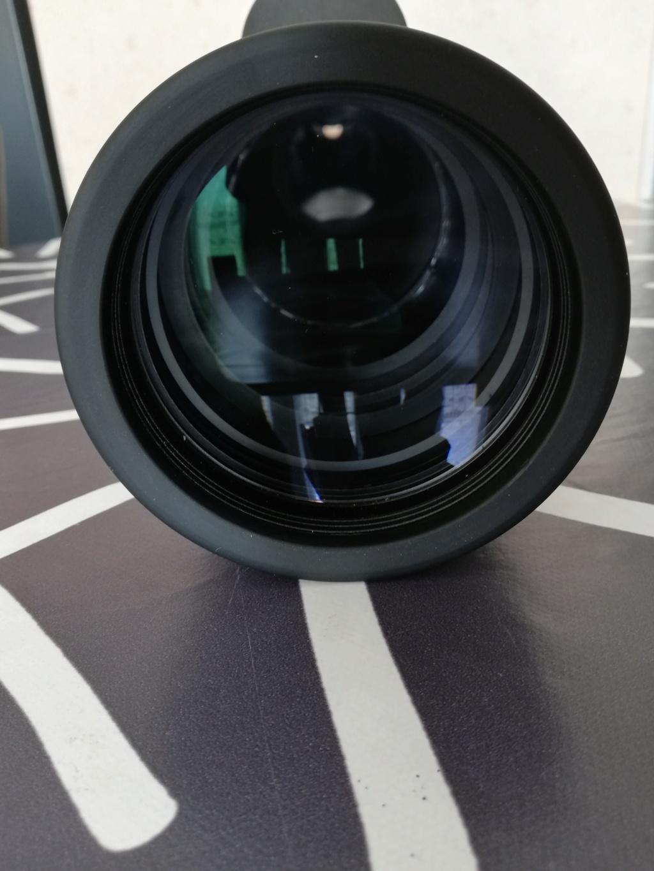 Essai d'un spotting scope avec réticule intégré. - Page 2 Sightm16