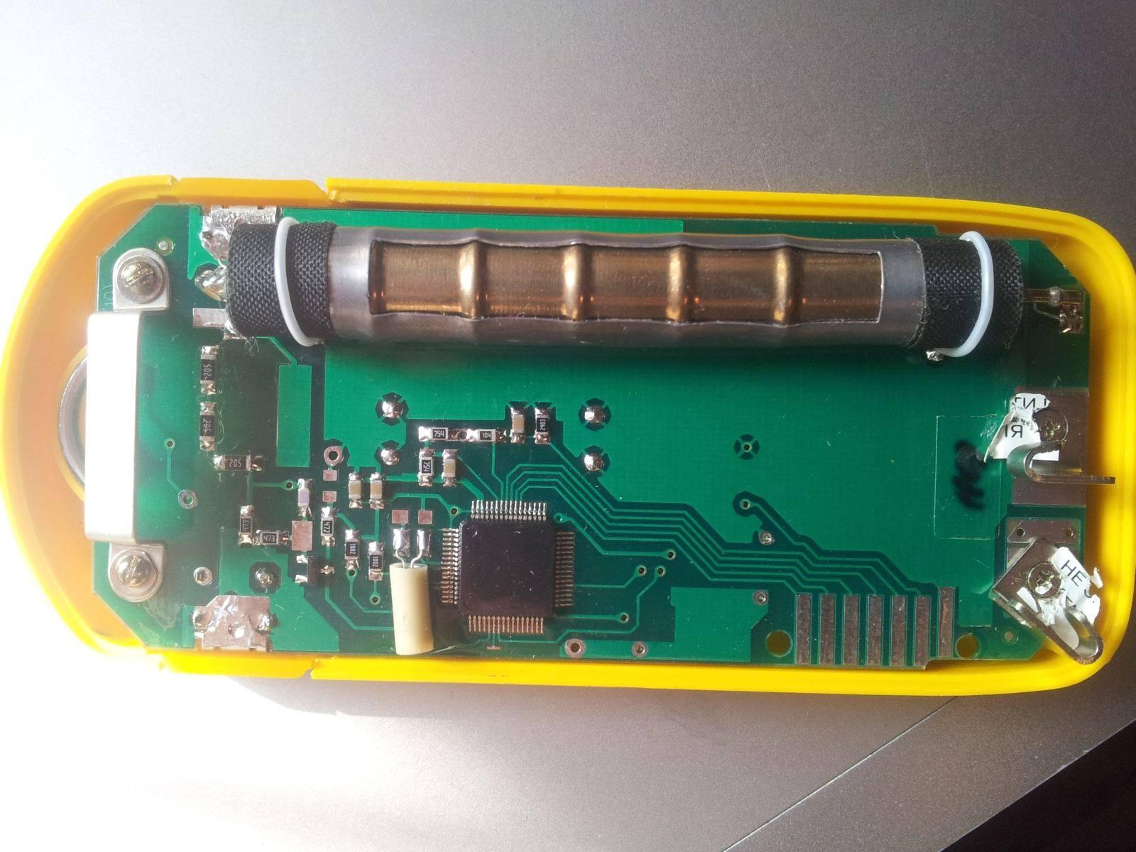 Un projet de compteur geiger à transistors - Page 2 58856812