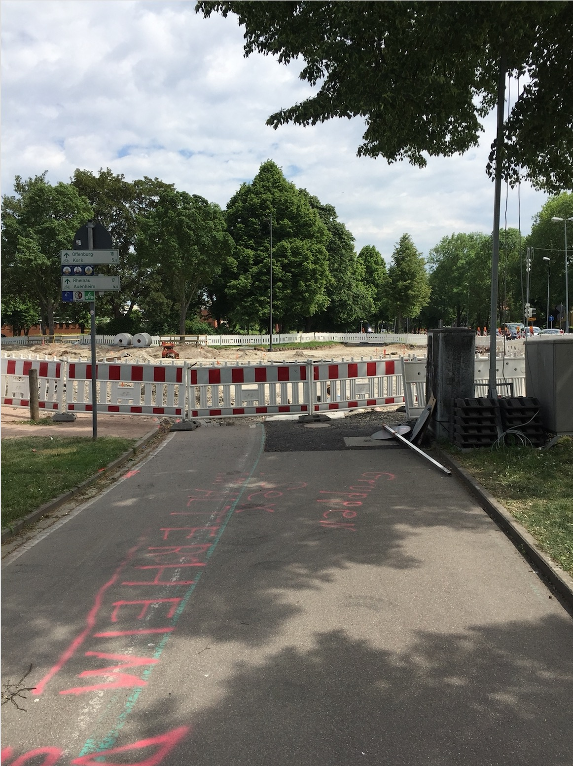 85km à Vélo : La Piste des Forts à Strasbourg A_110