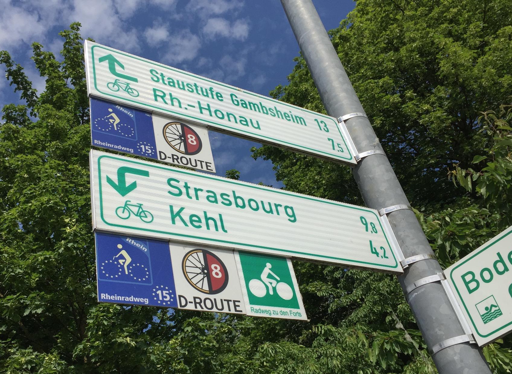85km à Vélo : La Piste des Forts à Strasbourg A_510