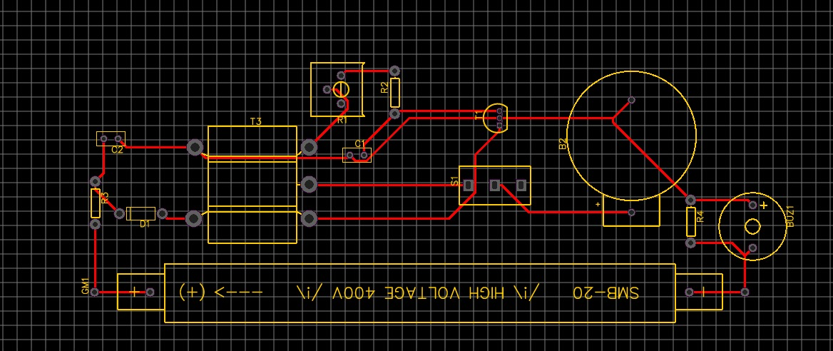 EasyEDA : Petit outil d'édition de schémas électroniques, PCB et routage. Autoro10