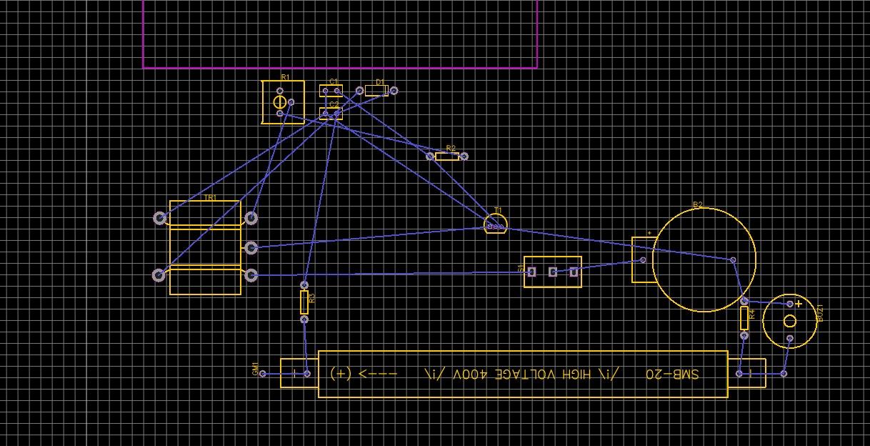 EasyEDA : Petit outil d'édition de schémas électroniques, PCB et routage. Avant_10
