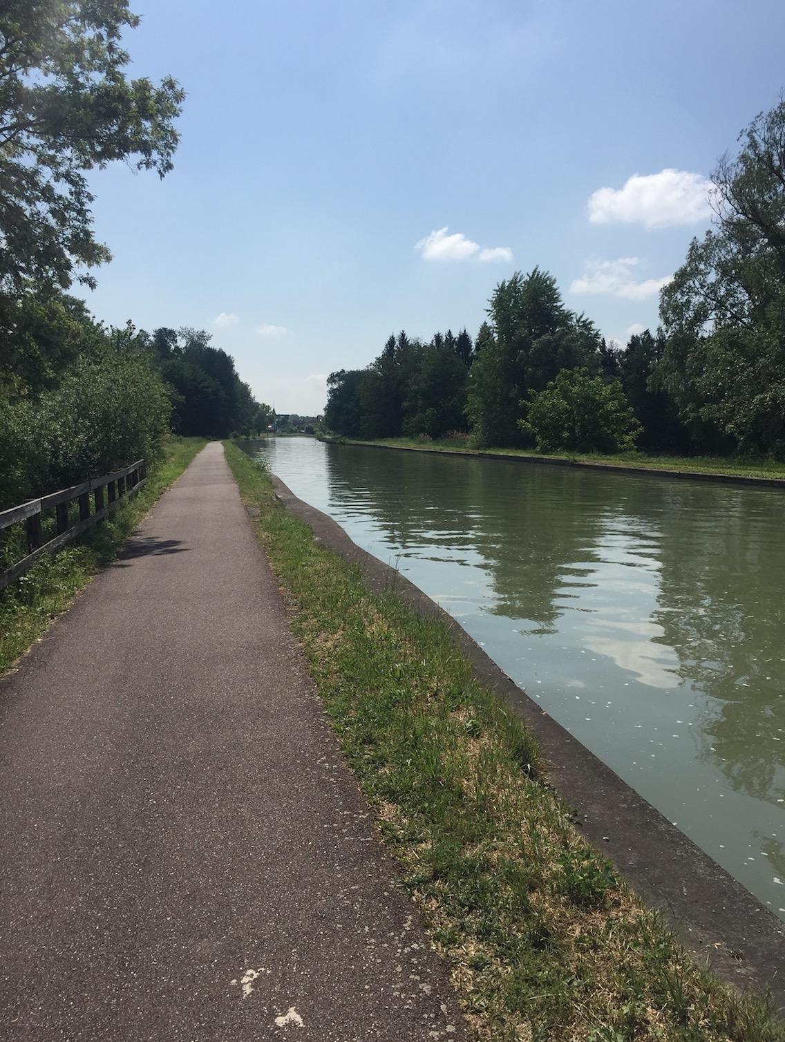 85km à Vélo : La Piste des Forts à Strasbourg B_1210