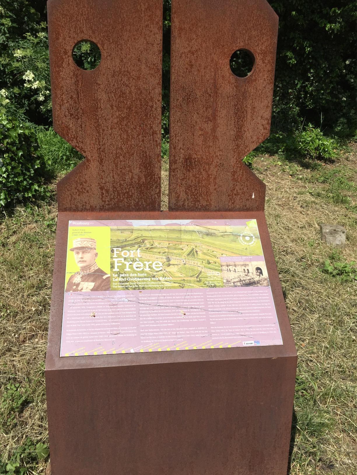 85km à Vélo : La Piste des Forts à Strasbourg B_210