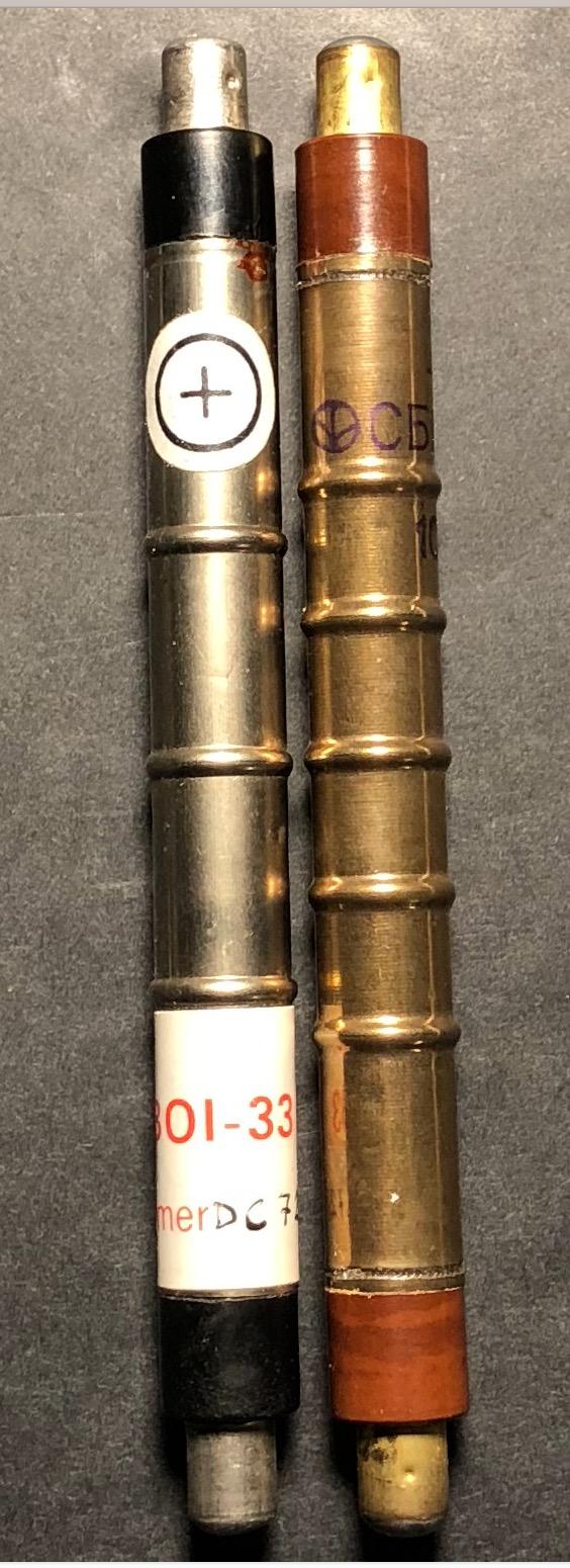 Tubes Geiger-Müller type SBM-20, STS-5 et BOI-33 Boi-sm10