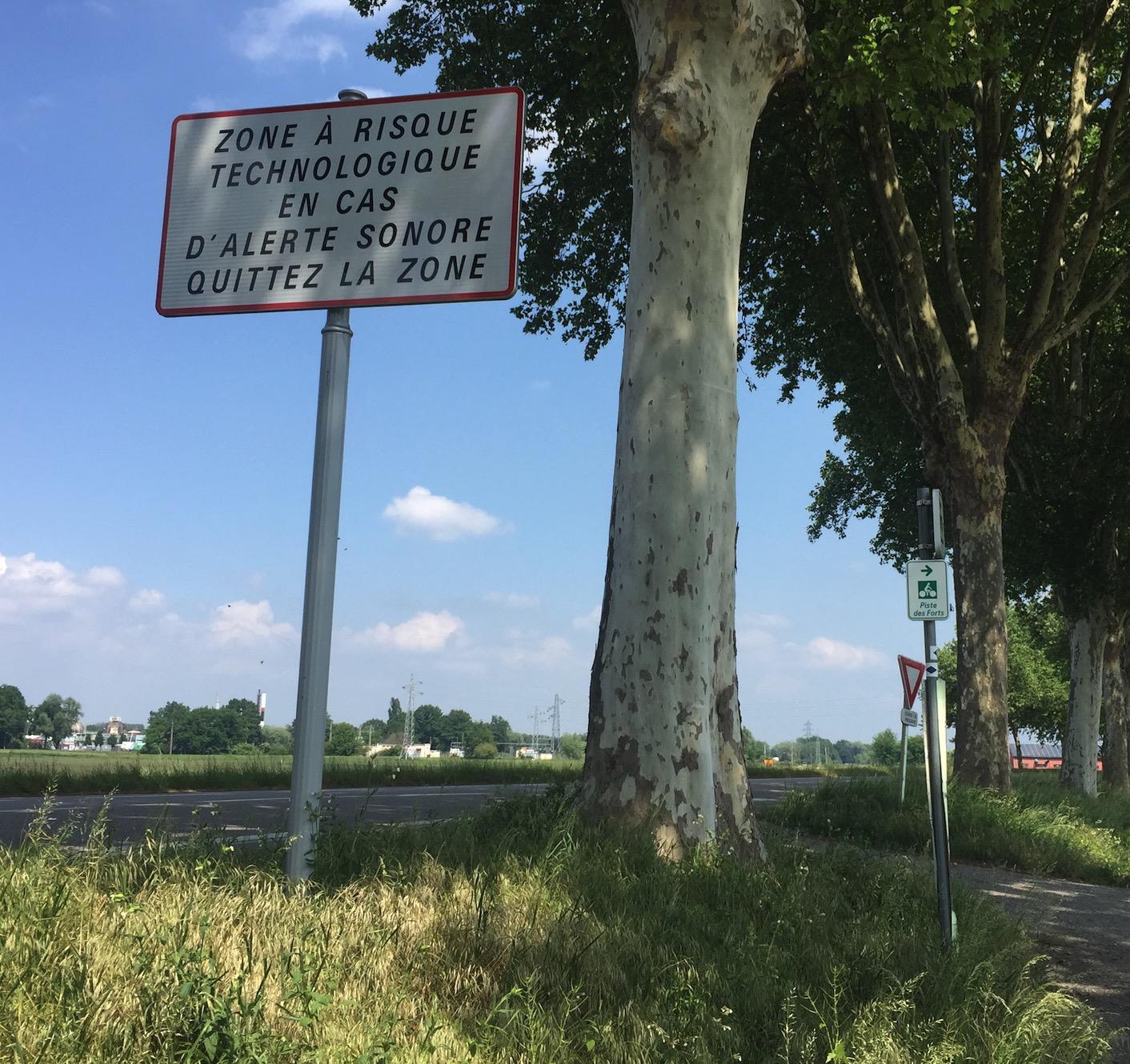 85km à Vélo : La Piste des Forts à Strasbourg C_211