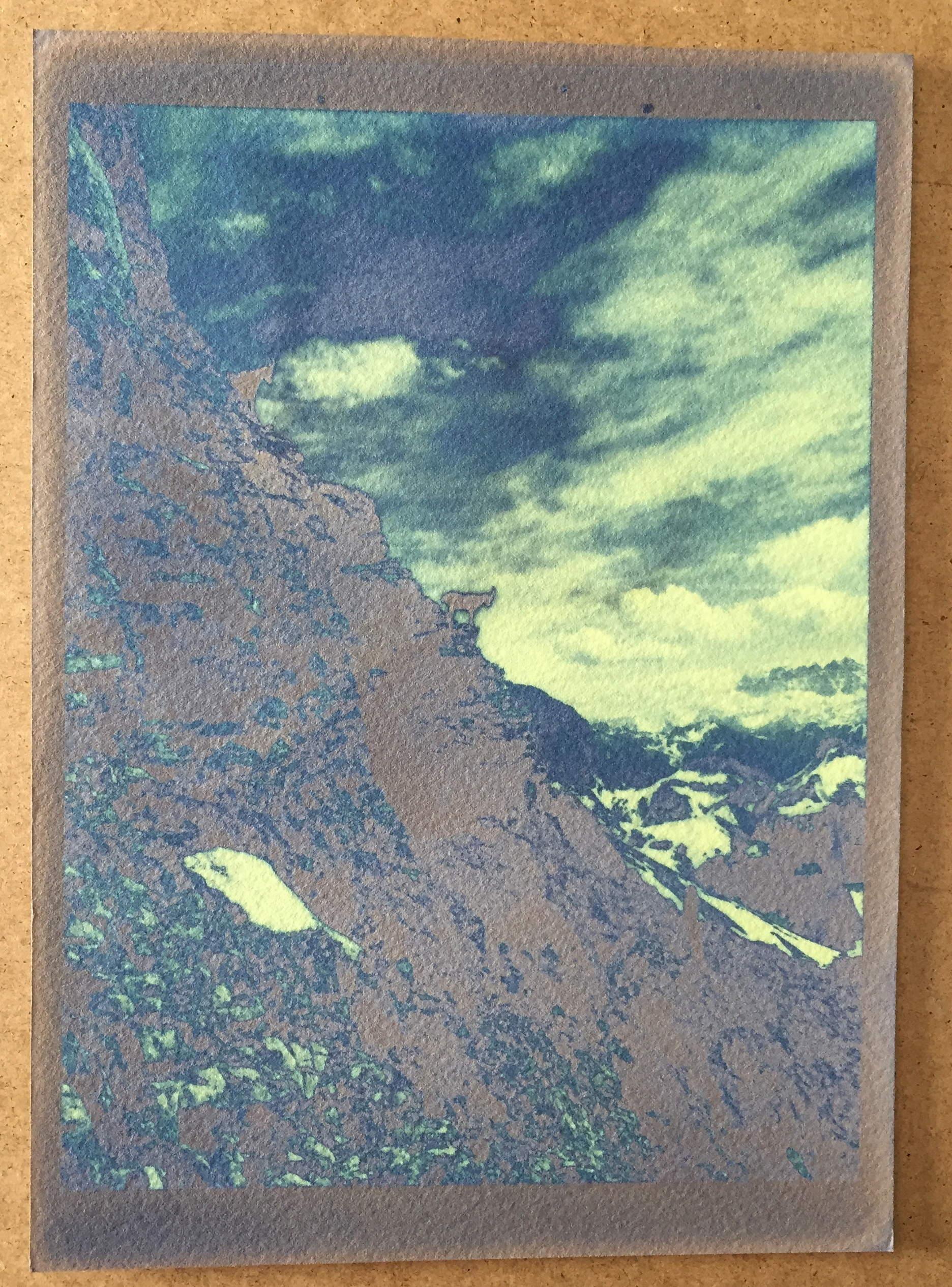 [Stock + Fabrication] Bleu de Prusse (risque nucléaire) Césium et comprimés Cadre210