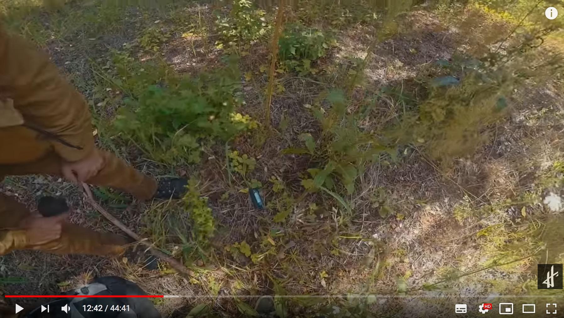 L'Urbex : Exploration Urbaine & review de terrain d'un petit EDC  Captu100