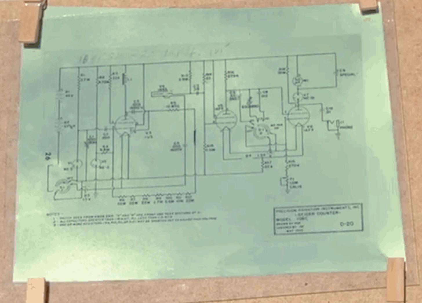 [Stock + Fabrication] Bleu de Prusse (risque nucléaire) Césium et comprimés Captu113
