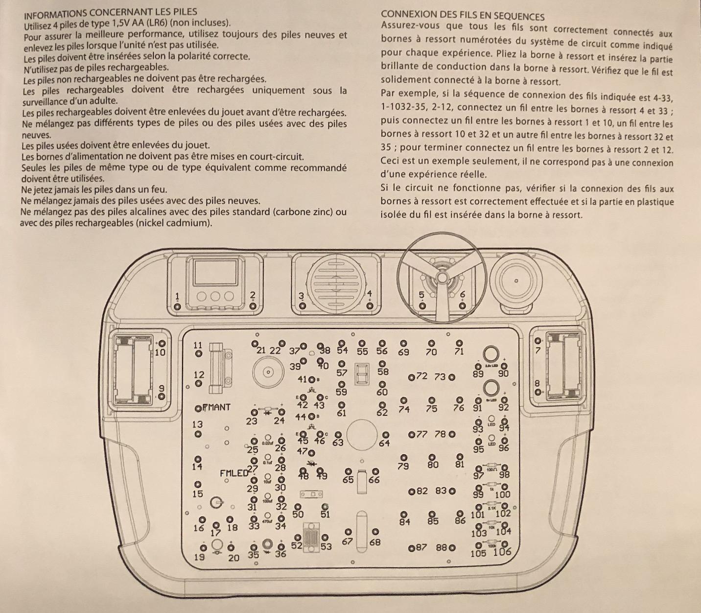 L'électronique pour les KIDS : un livre pour petits et grands Captu135