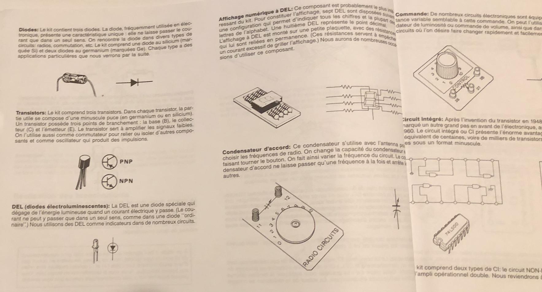 L'électronique pour les KIDS : un livre pour petits et grands Captu141