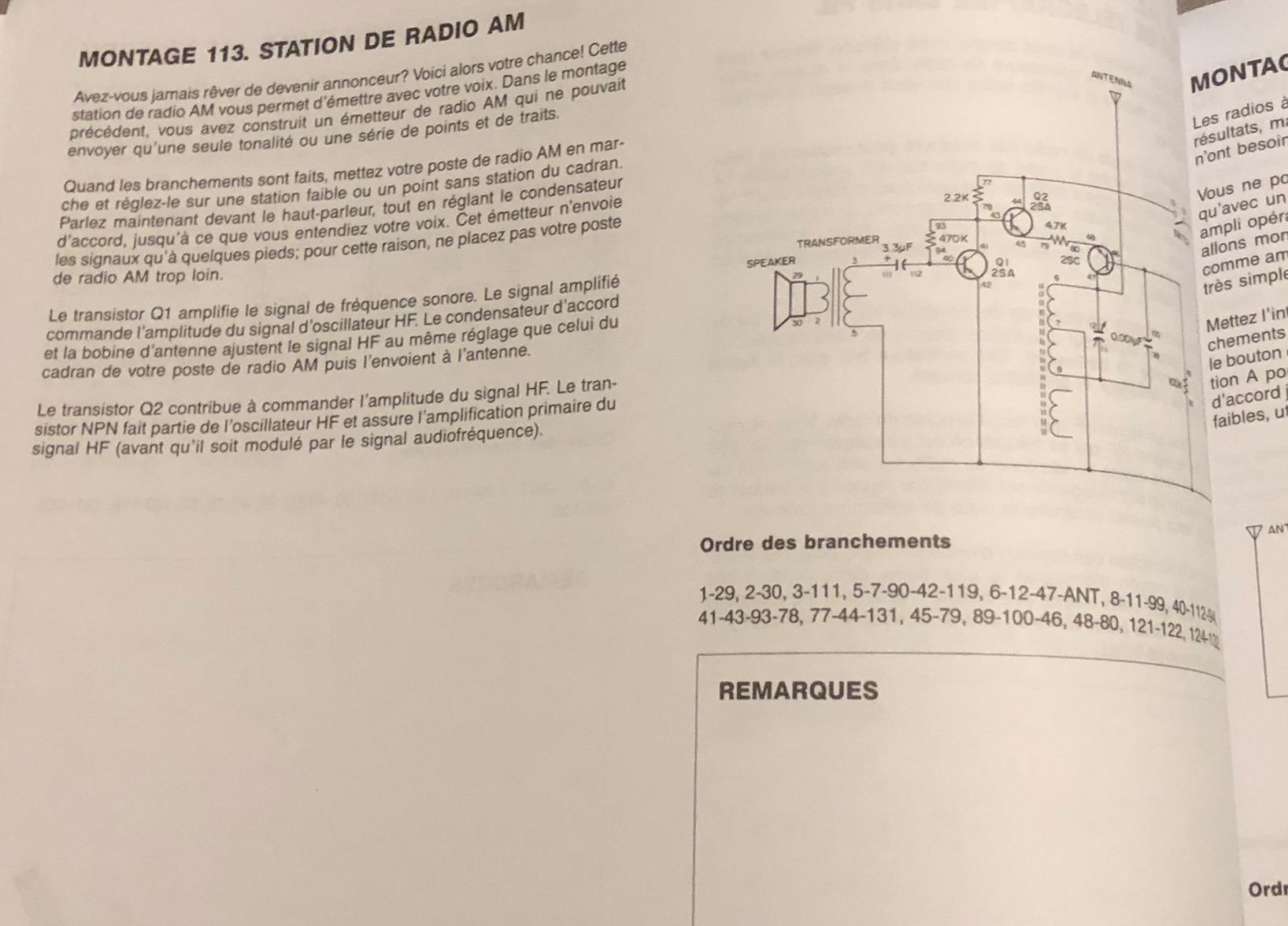 L'électronique pour les KIDS : un livre pour petits et grands Captu146