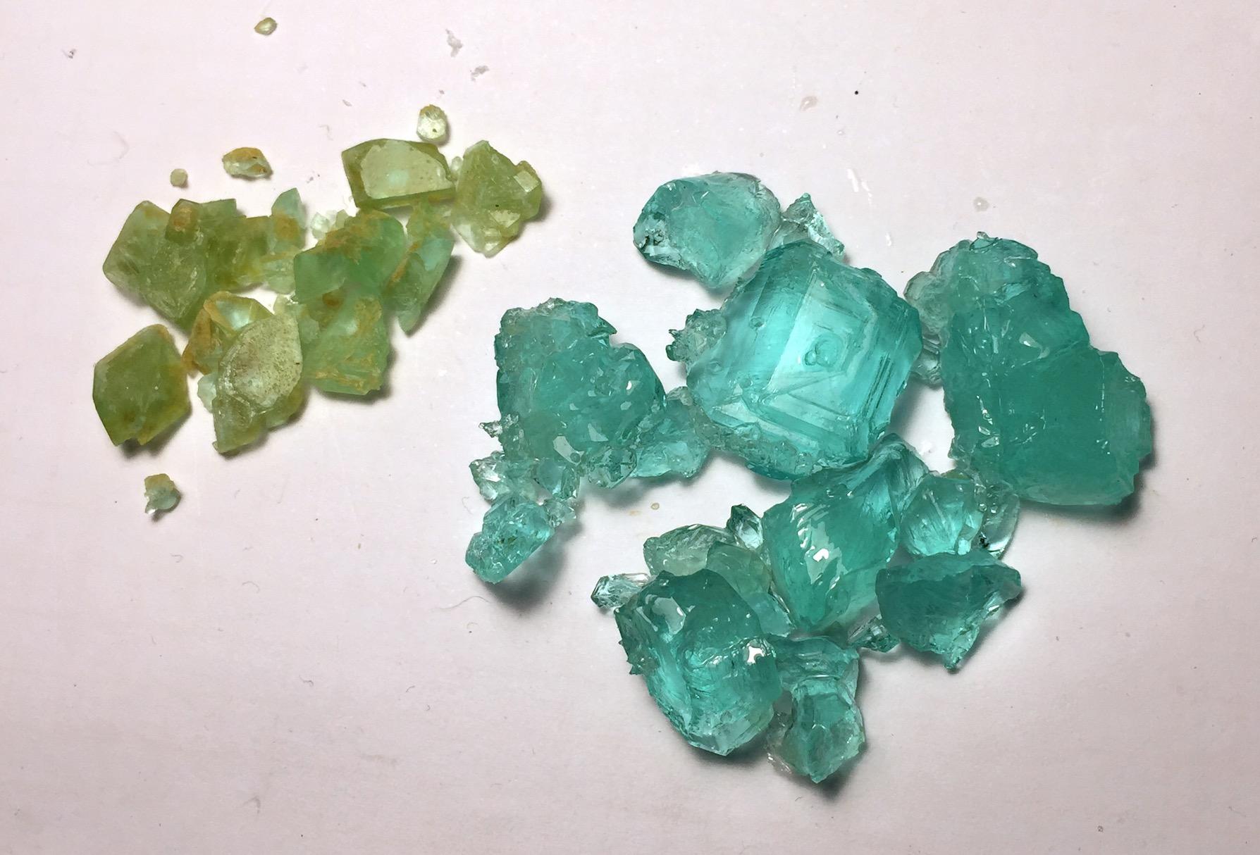 [Stock + Fabrication] Bleu de Prusse (risque nucléaire) Césium et comprimés Captu198