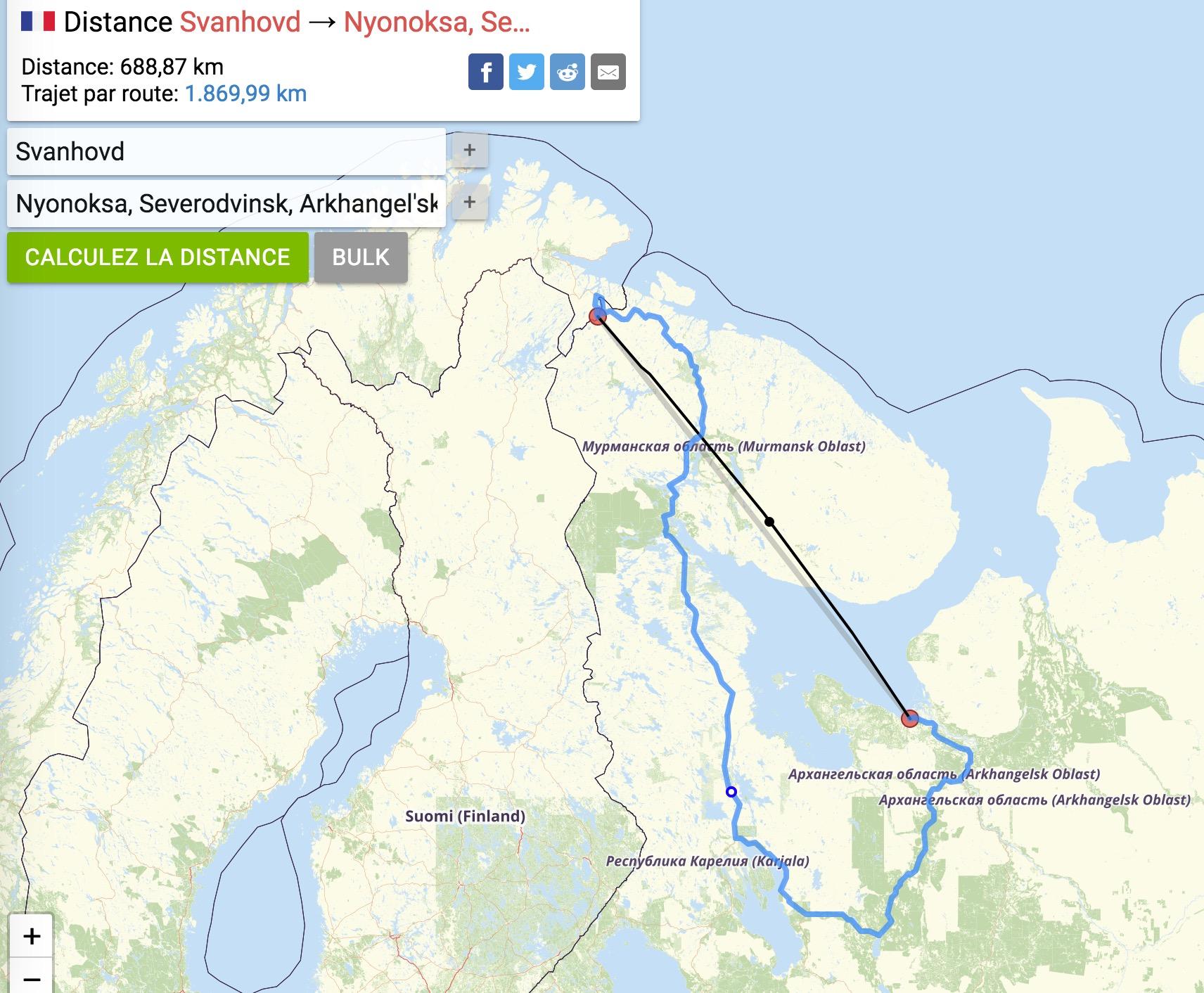 Accident à Severodvinsk : Essai de missile russe et contamination radioactive Captu208