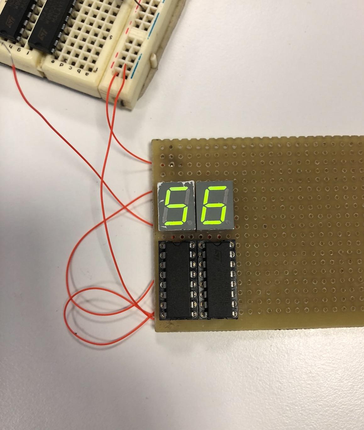Un module pour votre Compteur Geiger : le compteur/dosimètre numérique (sans microcontrôleur & co) Captu591