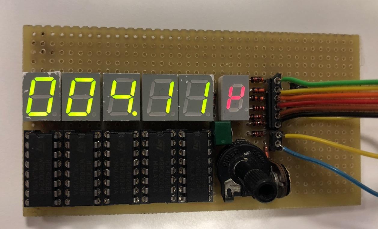 Un module pour votre Compteur Geiger : le compteur/dosimètre numérique (sans microcontrôleur & co) Captu593
