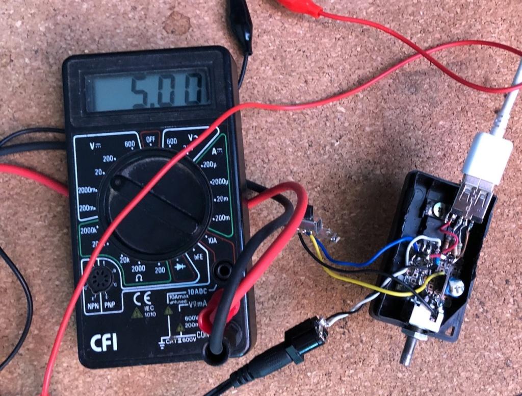 Mise en pratique et échanges autour de la réparation électronique : le Repair Café - Page 2 Captu760