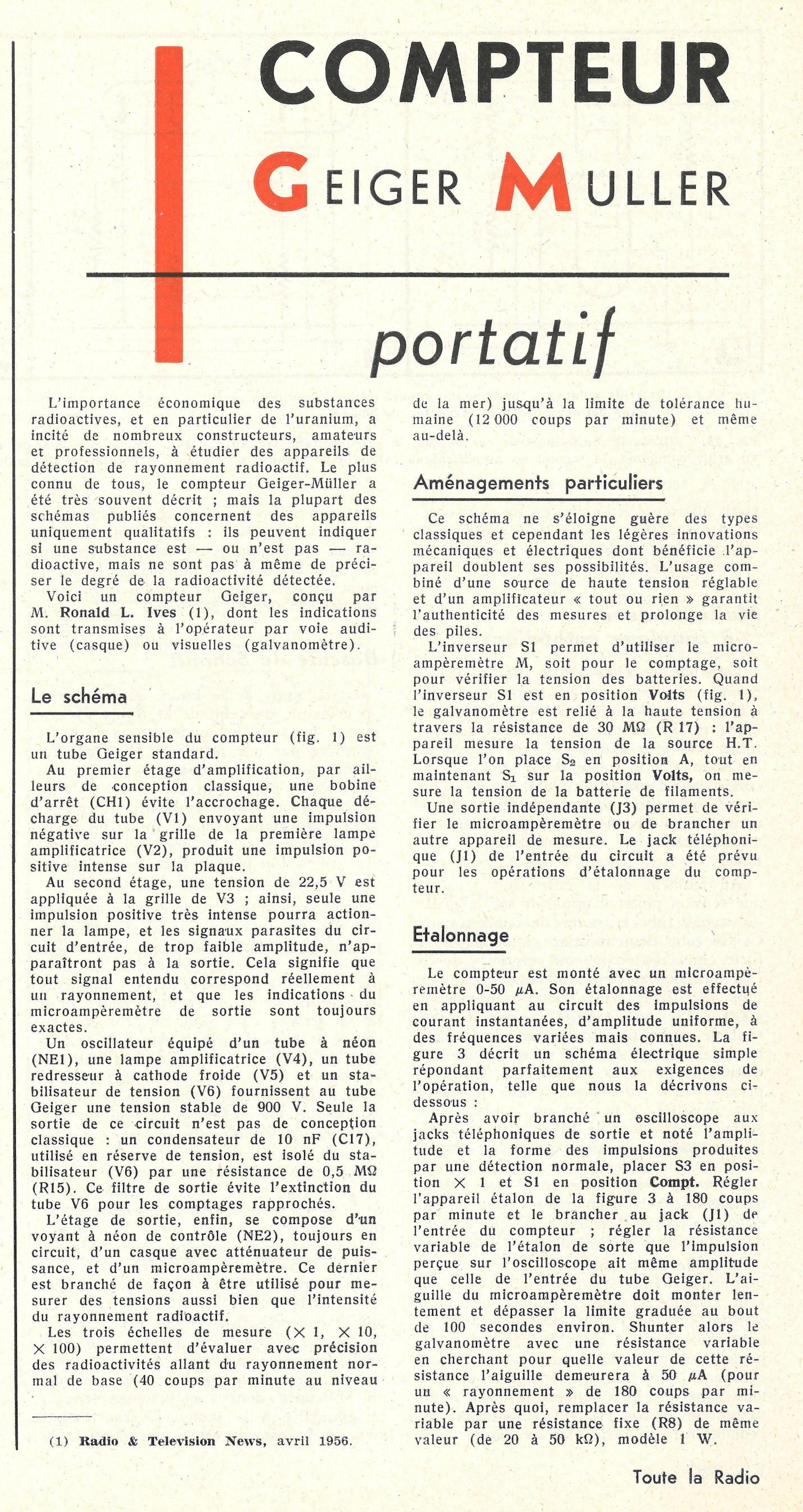 Compteur Geiger sur Leboncoin : Review, Recherches et Risque Radiologique Page_110