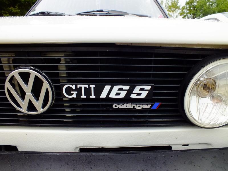 Volkswagen Golf GTI 16s Oettinger : l'exception française 11210