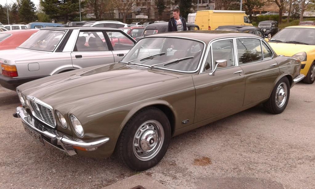 Jaguar : 50 ans de XJ 20170410
