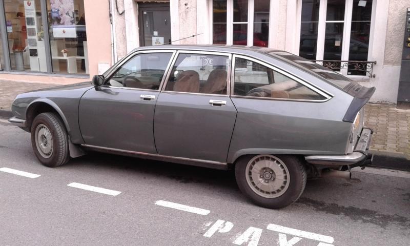 Citroën M35 et GS Birotor : il n'y a pas que Mazda qui a vendu du rotatif! 20190113