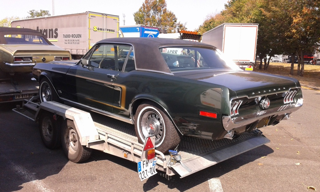 les Mustang rencontrés sur les routes  - Page 3 20200910