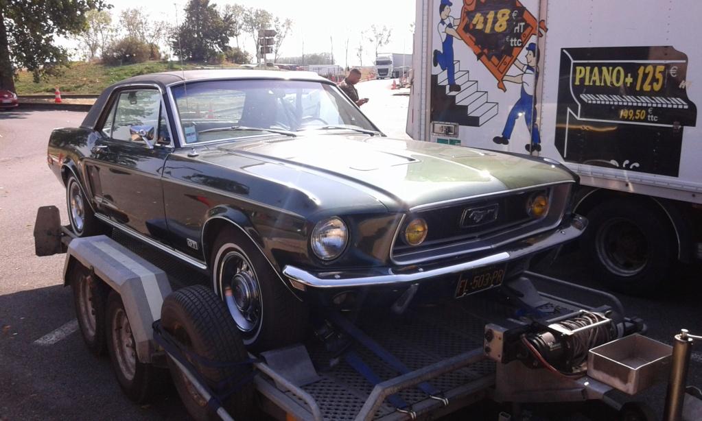 les Mustang rencontrés sur les routes  - Page 3 20200911