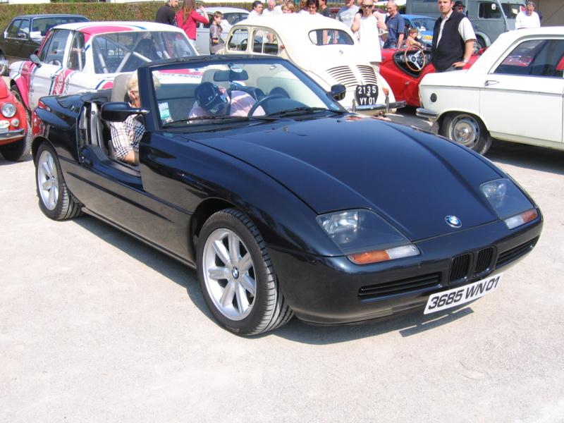 Vous souvenez-vous de… la BMW Z1? Bmw_z110