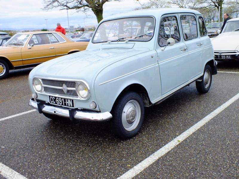 """La Renault R4 dit aussi """""""" Quatrelle """""""" Dscf0311"""