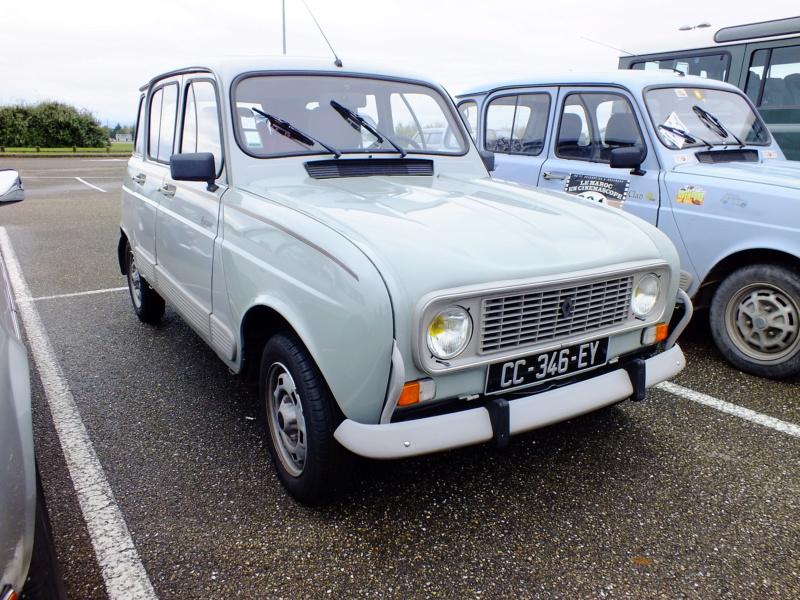"""La Renault R4 dit aussi """""""" Quatrelle """""""" Dscf0613"""