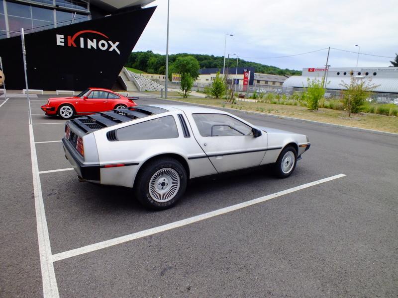 Légendes T/A : DeLorean  Dscf0712